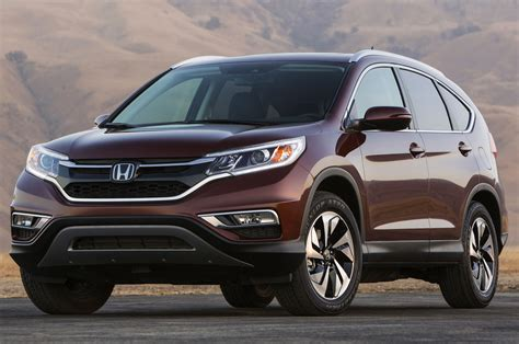 Honda Crv 2015 by Facelifted 2015 Cr V Civinfo