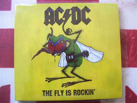 when the iron eagle flies ac dc the fly is rockin live 2cd iron eagle records
