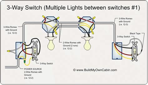 3 way switch wiring diagram with 3 way switch wiring