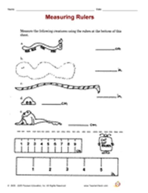 printable ruler first grade measuring rulers printable 1st 2nd grade