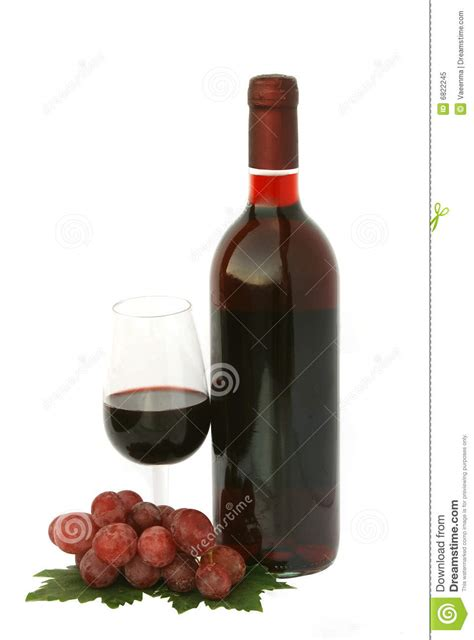 wine bottle  glass  grapes royalty  stock photo image