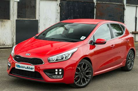 Kia Ceed Ecodynamics Review Kia Ceed Gt Review Four Door Fast Carwitter