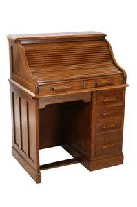 Small Roll Top Desk With Drawers A Small Harris Lebus Oak Roll Top Desk The Interior With