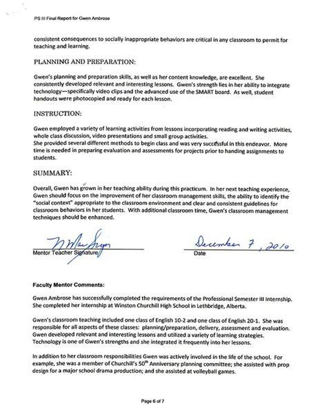 Sle Resume Nursing Practicum Goals Practicum Results Gwen Ambrose S Portfolio