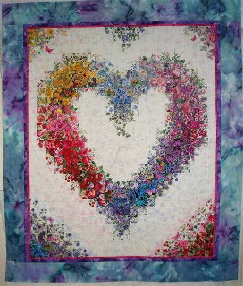 watercolor quilt tutorial made by shirley forster gresham or a healing memorial