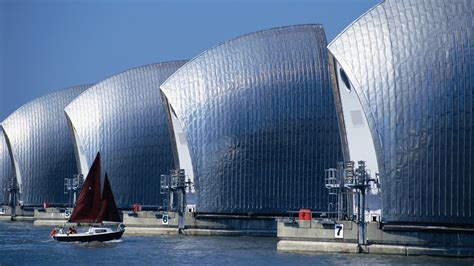 thames barrier facts 101 facts about costain costain