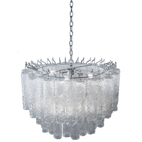 kronleuchter italienisch venini 1stdibs chandelier with vintage italian blown glass