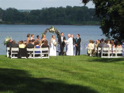 Wedding Ceremony Outside by Choice Of A Wedding Ceremony Spot Jjshouse