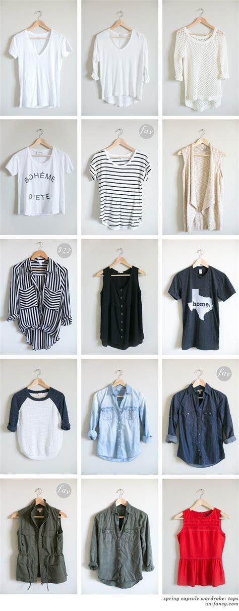 my capsule wardrobe 2014