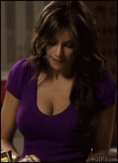swinging tit compilation bouncing tits 18 gifs