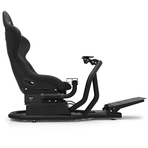 rseat rs1 black black rseat gaming seats cockpits and