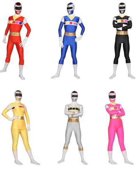 aliexpress com buy denji sentai megaranger costumes