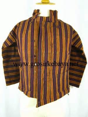 Kain Batik Jogjanan 1 kebayamurah 4106 beskap lurik anak