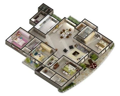 3d Floor Plan Rendering by Floor Plans 3d And Floors On