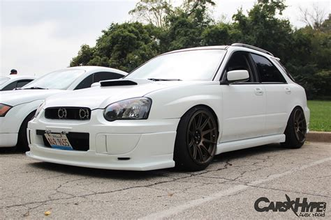 stanced subaru wagon carshype com pic of the day stanced wrx wagon