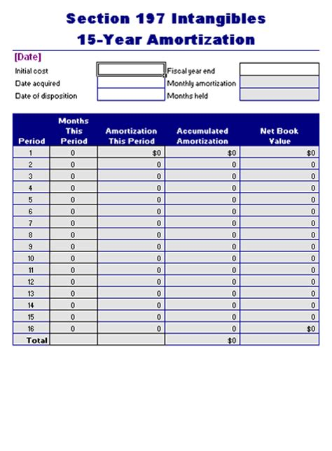 fixed asset register excel template fixed asset register excel template