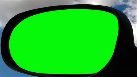 green screen car mirror youtube