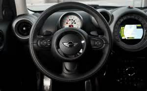 Steering Wheel For Mini Cooper 2011 Mini Cooper S Countryman All4 Term Verdict