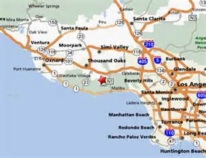 malibu california on map california real estate malibou lake california land for