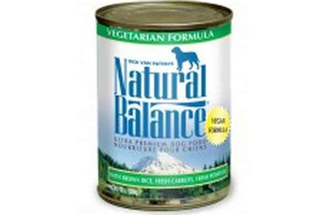 balance canned food freshmarine offers balance vegetarian formula canned food 13oz