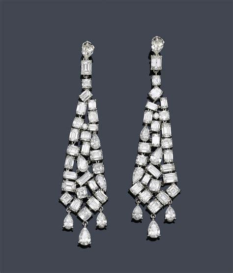graff design diamant ohrh 196 nger graff weissgold 750