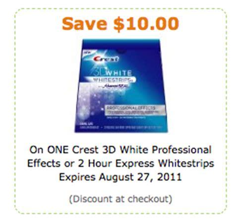 crest whitestrips   amazon coupon rebate