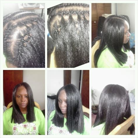 crochet hair straight crochet braids with straight braid hair protective style