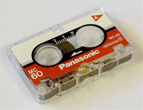 micro cassette player mcs ii sonic