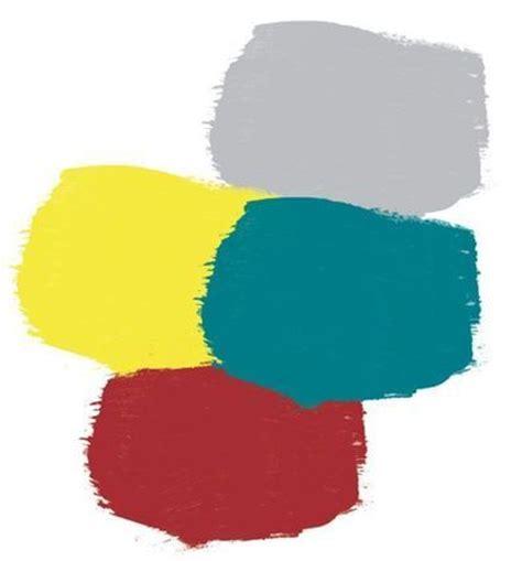Comment Faire Du Turquoise Avec De La Peinture by D 233 Co Salon Bleu Canard Avec Du Jaune Moutarde Du Gris