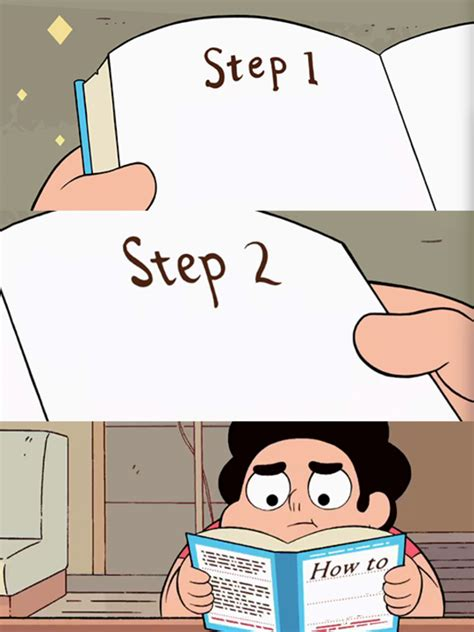 How Do U Pronounce Meme - how to x steven universe know your meme