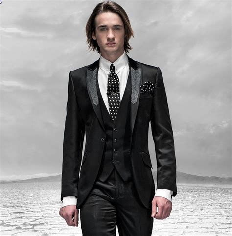 what hairstyles r in fo black tie event black tuxedo styles mens wedding suits jacket pants tie