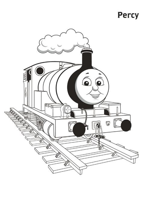 Percy Coloring Pages 35 and friends coloring pages coloringstar