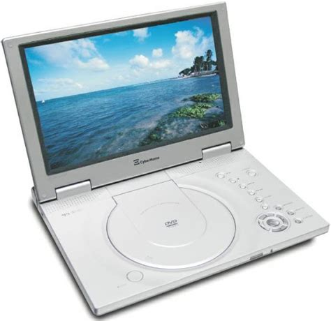 format dvd portable cyberhome ch ldv 1010a portable dvd player 10 quot lcd screen