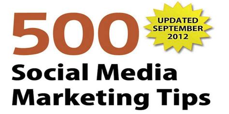 500 social media marketing tips essential advice hints and strategy for business instagram linkedin and more books 500 social media marketing tips essential advice