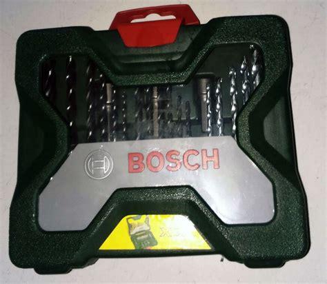 Mata Driver Mata Obeng Bor Mata Obeng Universal Ph2 jual bosch x line 33 pcs mata bor obeng kombinasi set