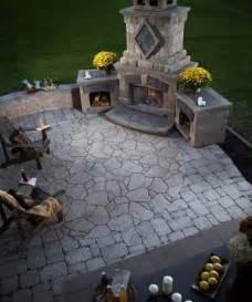 ideas patio fire