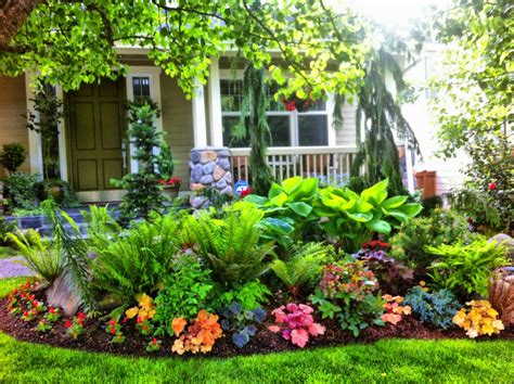 simple and beautiful shade garden design ideas 30 wartaku net
