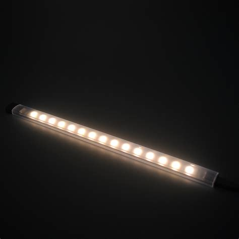 led light bar under 2sets 50cm length 12v led under lighting aluminum