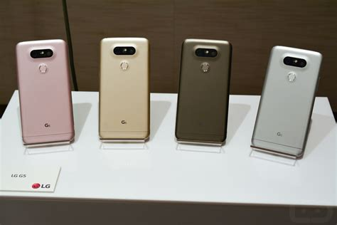 leave us a review lg auto body silver spring md lg g5 is official with modular metal body 5 3 inch qhd