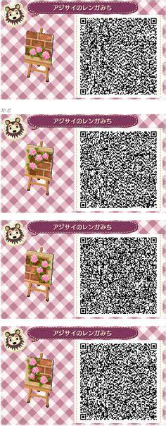 animal crossing pattern generator new leaf round brick flower bed acnl qr codes acnl qr codes