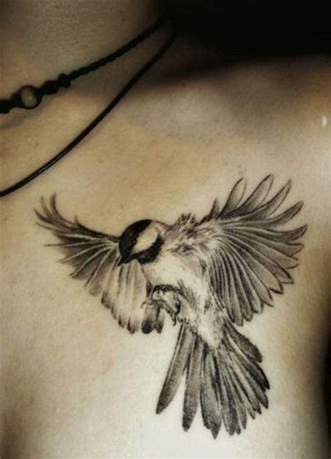 sparrow tattoo black and grey 10 sparrow tattoos on front shoulder