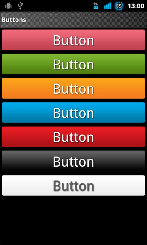 android button color android tutorial how changed pressed button color in android