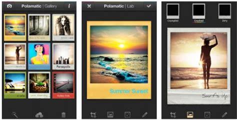 cornici foto instagram polamatic le foto polaroid tornano su android e ios