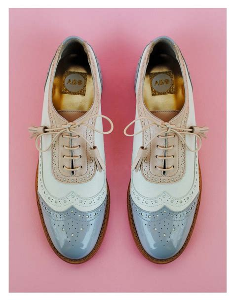 pastel oxford shoes pastel oxford shoes 28 images dieppa restrepo shoes
