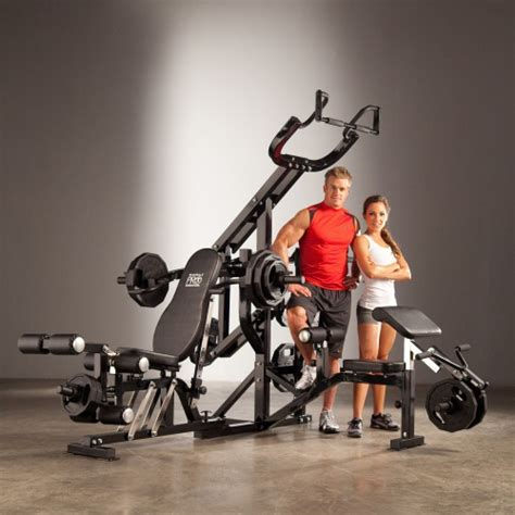 marcy pro leverage system multi station strength trainer