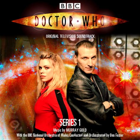 Cd Mudholland Dr Soundtrack 1 doctor who series 1 soundtrack album cover by morganfm on deviantart