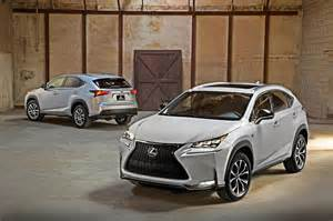Lexus Nx 2015 2015 Lexus Nx Crossover To Launch With Turbo And Hybrid