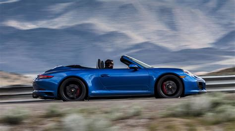 2018 Porsche 911 Gts by 2018 Porsche 911 Gts Drive Better In All