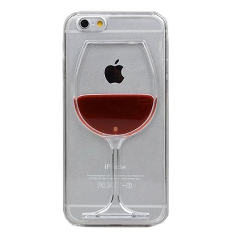 Hardcase Transparan Casing Hp Iphone 6 Gelas Wine aliexpress buy wine glass transparent
