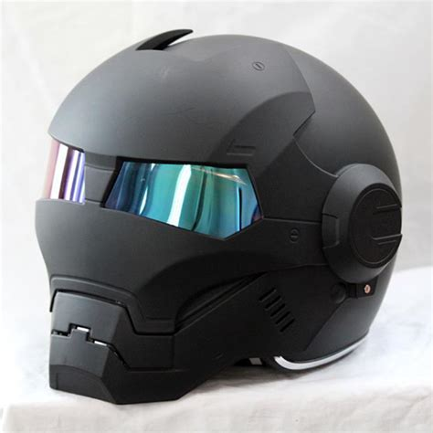 iron man helmet design masei full face motorcycle helmet ironman 610 protective